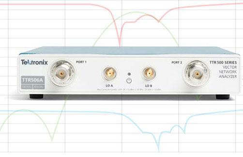 TTR500系列2端口2路矢量网络分析仪的性能特点及应用范围